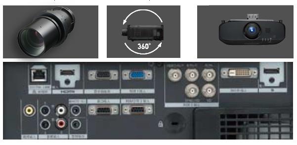 PT-SLW83C/CL工程投影机|工程投影机-徐州艺源动画制作有限公司
