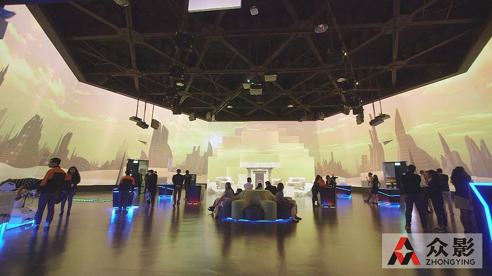博物馆展览科技中心